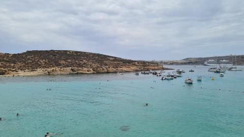 Valletta, de hoofdstad van Malta