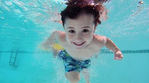 Recordaantal zwemleskinderen