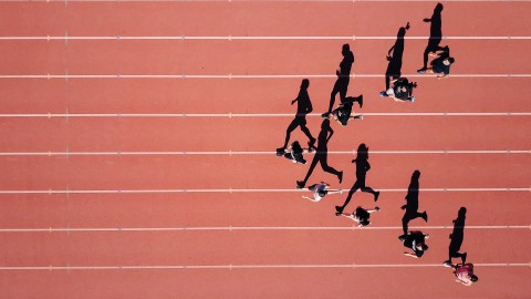 Voor de vijftig plussers van Alkmaar is er een sportief zomerprogramma