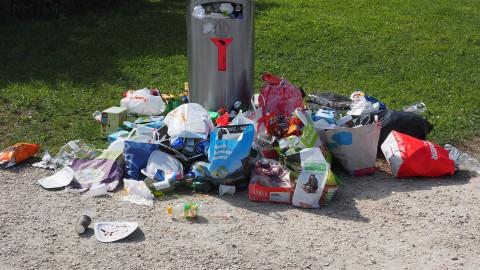 Hergebruik en recycle!