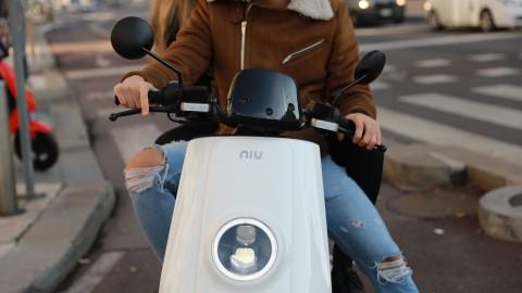 Scooters voor parkeerhandhavers