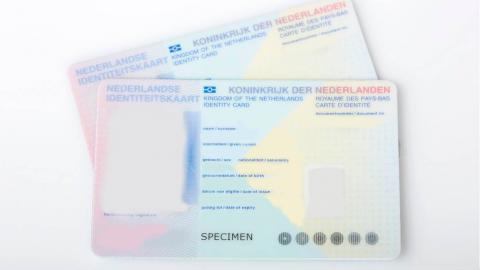 Vanaf 2 augustus nieuwe identiteitskaart