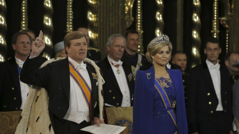 Koning opent TeamNL Olympic Festival